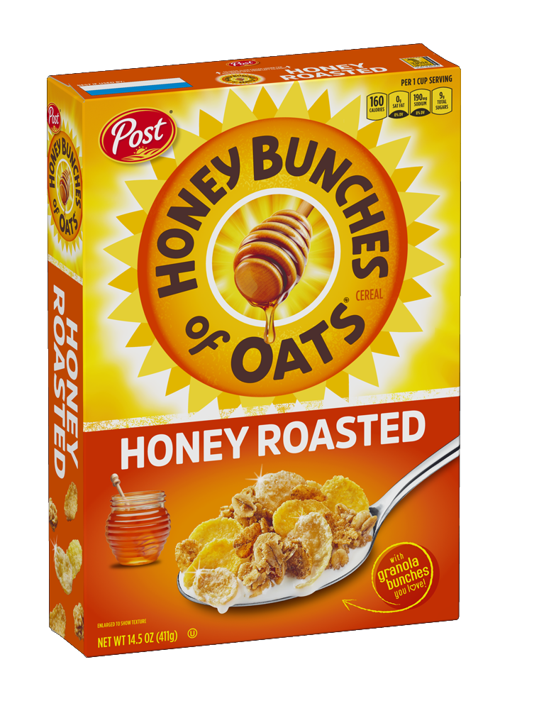 HH-100 RTE HBO Honey Roasted Product Box
